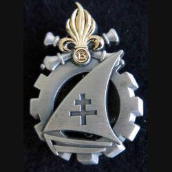 13° DBLE : compagnie de maintenance de la 13° demi brigade de la légion étrangère Boussemart