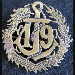 19° RMIC : 19° régiment mixte d'infanterie coloniale de fabrication locale en bronze