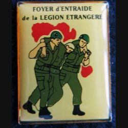 LEGION FELE : Pin's du foyer d'entraide de la Légion étrangère