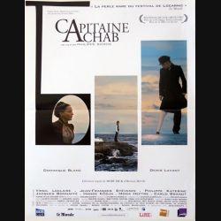 """AFFICHE FILM : affiche de cinéma du film """"Capitaine Achab"""" 2008 dimension 40 x 54 cm (E003)"""