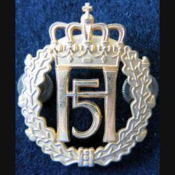 NORVEGE : insigne royal norvégien d'Harald V
