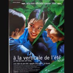 """AFFICHE FILM : affiche de cinéma du film """"Presque rien"""" 2000 dimension 40 x 53,5 cm (E004)"""