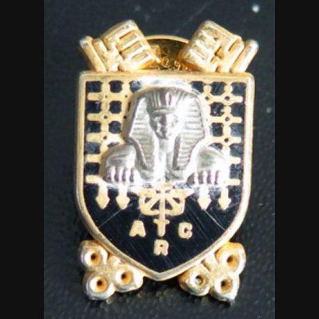 ARC : insigne en réduction type pin's de l'amicale des réservistes du chiffre Ballard N° 110