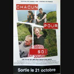 """AFFICHE FILM : affiche de cinéma du film """"Jour et nuit"""" de 2005 dimension 40 x 60 cm (E006)"""