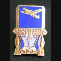 DIXMUDE : boutonnière du porte avions Dixmude en émail