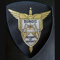 BA 279 : Insigne tissu de l'escadron de défense sol-air Dunois armée de l'air