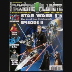 dixième planète : revue L 9432 N° 16 avril mai 2002 (N1)