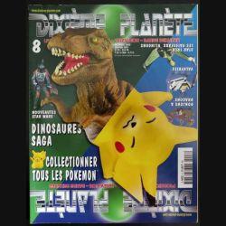 dixième planète : revue L 9432 N° 8 décembre 2000 janvier 2001 (N1)