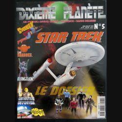 dixième planète : revue L 9432 N° 5 juin juillet 2000 (N1)