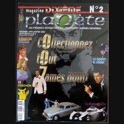 dixième planète : revue L 9432 N° 2 décembre 1999 janvier 2000 (N1)