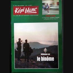 Revue du képi Blanc n° 584 de Décembre 1997 Réflexions sur le binôme (N1)