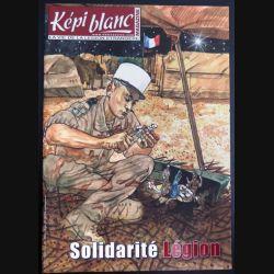 Revue du képi Blanc n° 750 de Janvier 2013 Solidarité Légion (N1)