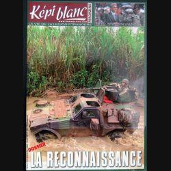 Revue du képi Blanc n° 700 de Juin 2008 La Reconnaissance (N1)
