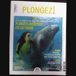Magazine Plongez  N° 21 2019 (N1)
