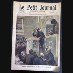 Le petit journal supplément illustré N° 377 du dimanche 6 février1898 (C179)