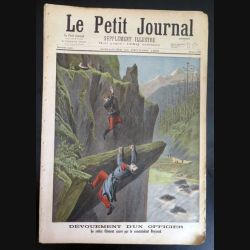 Le petit journal supplément illustré N° 378 du dimanche 13 février1898 (C179)