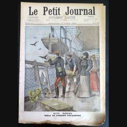 Le petit journal supplément illustré N° 386 du dimanche 10 Avril 1898 (C179)