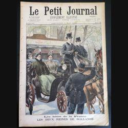 Le petit journal supplément illustré N° 389 du dimanche 1 Mai 1898 (C179)