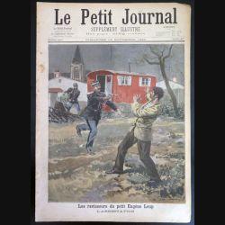 Le petit journal supplément illustré N° 417 du dimanche 13 Novembre 1898 (C179)