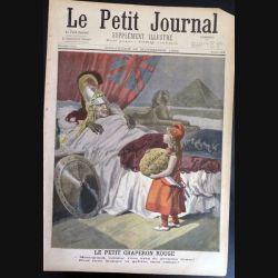 Le petit journal supplément illustré N° 418 du dimanche 20 Novembre 1898 (C179)