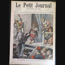 Le petit journal supplément illustré N° 419 du dimanche 27 Novembre 1898 (C179)