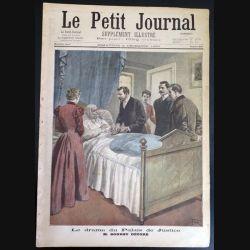 Le petit journal supplément illustré N° 420 du dimanche 4 Décembre 1898 (C179)