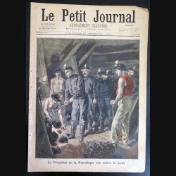 Le petit journal supplément illustré N° 421 du dimanche 11 Décembre 1898 (C179)