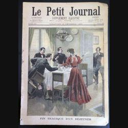 Le petit journal supplément illustré N° 422 du dimanche 18 Décembre 1898 (C179)