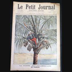 Le petit journal supplément illustré N° 395 du dimanche 12 Juin 1898 (C179)