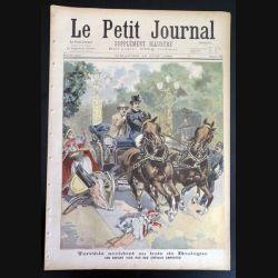 Le petit journal supplément illustré N° 396 du dimanche 19 Juin 1898 (C179)
