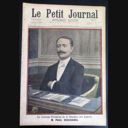 Le petit journal supplément illustré N° 397 du dimanche 26 Juin 1898 (C179)