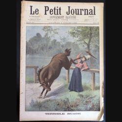 Le petit journal supplément illustré N° 398 du dimanche 3 Juillet 1898 (C179)