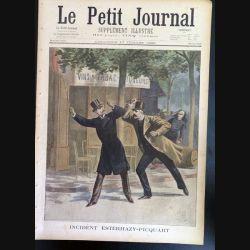 Le petit journal supplément illustré N° 400 du dimanche 17 Juillet 1898 (C179)