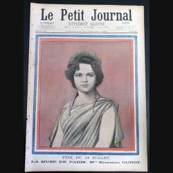 Le petit journal supplément illustré N° 401 du dimanche 24 Juillet 1898 (C179)
