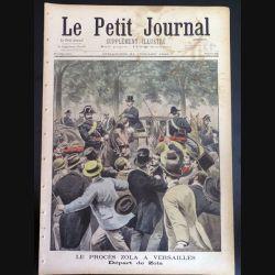 Le petit journal supplément illustré N° 402 du dimanche 31 Juillet 1898 (C179)