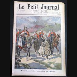 Le petit journal supplément illustré N° 405 du dimanche 21 Août 1898 (C179)