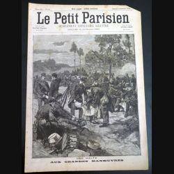 Le petit parisien supplément littéraire illustré N° 502 du dimanche 18 Septembre 1898 (C179)