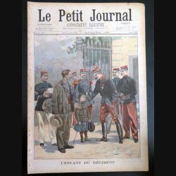 Le petit journal supplément illustré N° 408 du dimanche 11 Septembre 1898 (C179)
