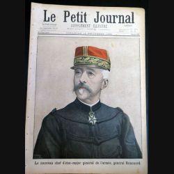 Le petit journal supplément illustré N° 409 du dimanche 18 Septembre 1898 (C179)