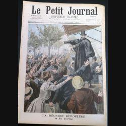 Le petit journal supplément illustré N° 412 du dimanche 9 Octobre 1898 (C179)