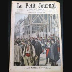Le petit journal supplément illustré N° 414 du dimanche 23 Octobre 1898 (C179)