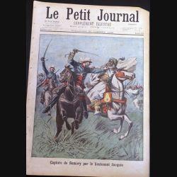 Le petit journal supplément illustré N° 415 du dimanche 30 Octobre 1898 (C179)