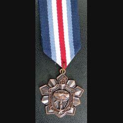 MEDAILLES JOUETS : Médaille pour déguisemant enfants en métal embouti