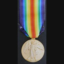 GRANDE BRETAGNE : Victory medal WW1 médaille interalliée de la Victoire 1° Guerre mondiale (copy)