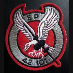 BA 101 : Insigne tissu de l'escadron de protection 4.2 de la base aérienne 101 Toulouse Francazal