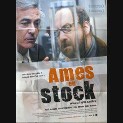 """AFFICHE FILM : affiche de cinéma du film """"Ames en stock"""" de 2010 dimension  115 x 158 cm (E011)"""