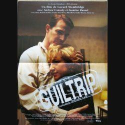 """AFFICHE FILM : affiche de cinéma du film """"Guiltrip"""" 1995 dimension 40 x 55 cm (E039)"""