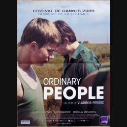"AFFICHE FILM : affiche de cinéma du film "" Ordinary People "" dimension 40 x 53,5 cm (E039)"