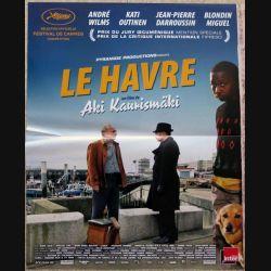 """AFFICHE FILM : affiche de cinéma du film """" Le Havre """" dimension 40 x 53 cm (E039)"""