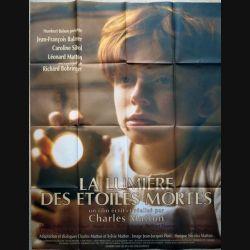 """AFFICHE FILM : affiche de cinéma du film """" La lumière des étoiles mortes """" dimension 115 x 158 cm (E017)"""